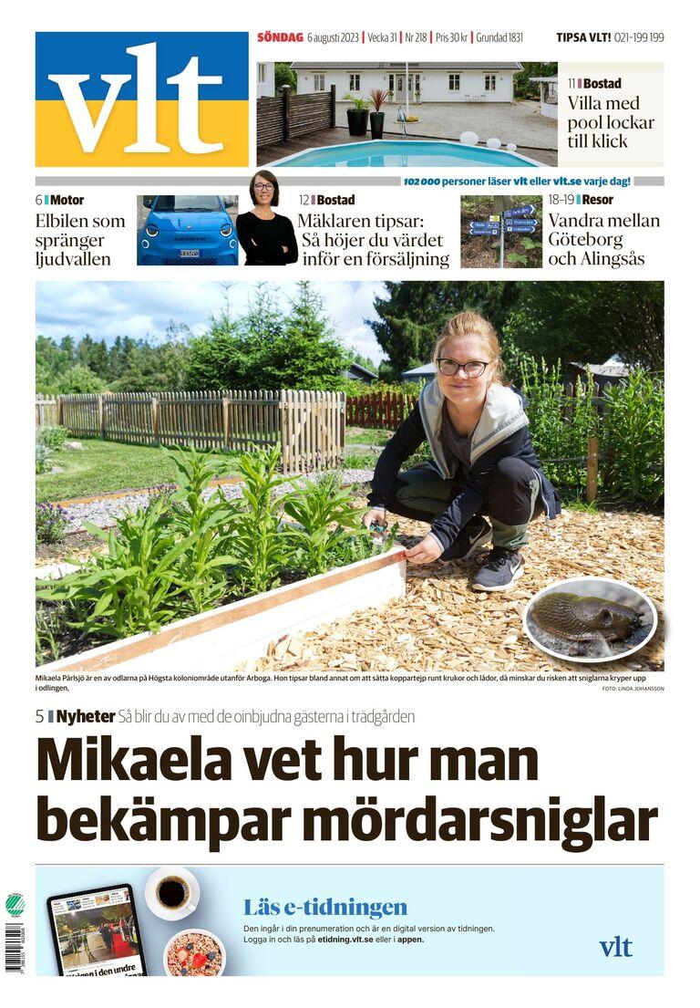 VLT (Vestmanlands Läns Tidning)